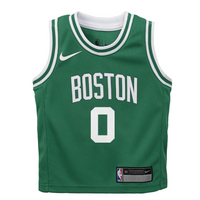 Jayson Tatum Boston Celtics 2021 Icon Edition Boys NBA Jersey