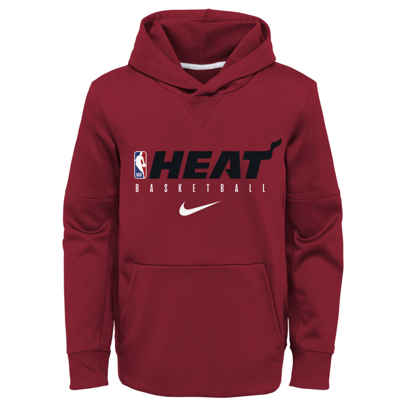 Miami Heat NBA Youth Nike Spotlight Hoodie