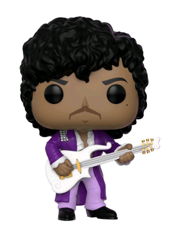 Prince Purple Rain Pop Vinyl