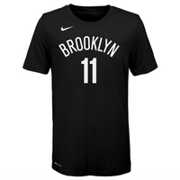Kyrie Irving Brooklyn Nets Icon Edition Youth Dri-Fit NBA T-Shirt