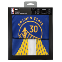 Stephen Curry Golden State Warriors Icon Edition Toddler NBA Box Set