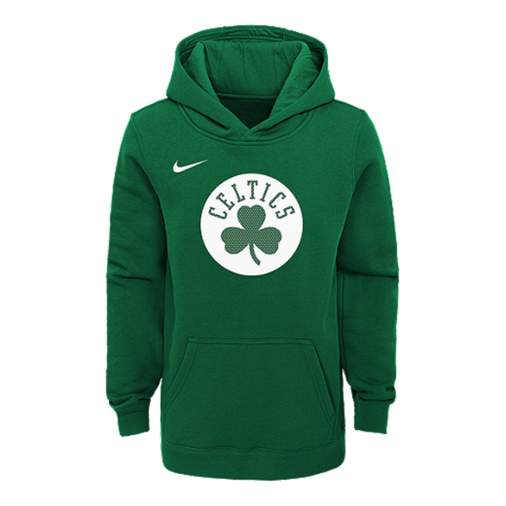 Boston Celtics Essential Logo Youth NBA Hoodie
