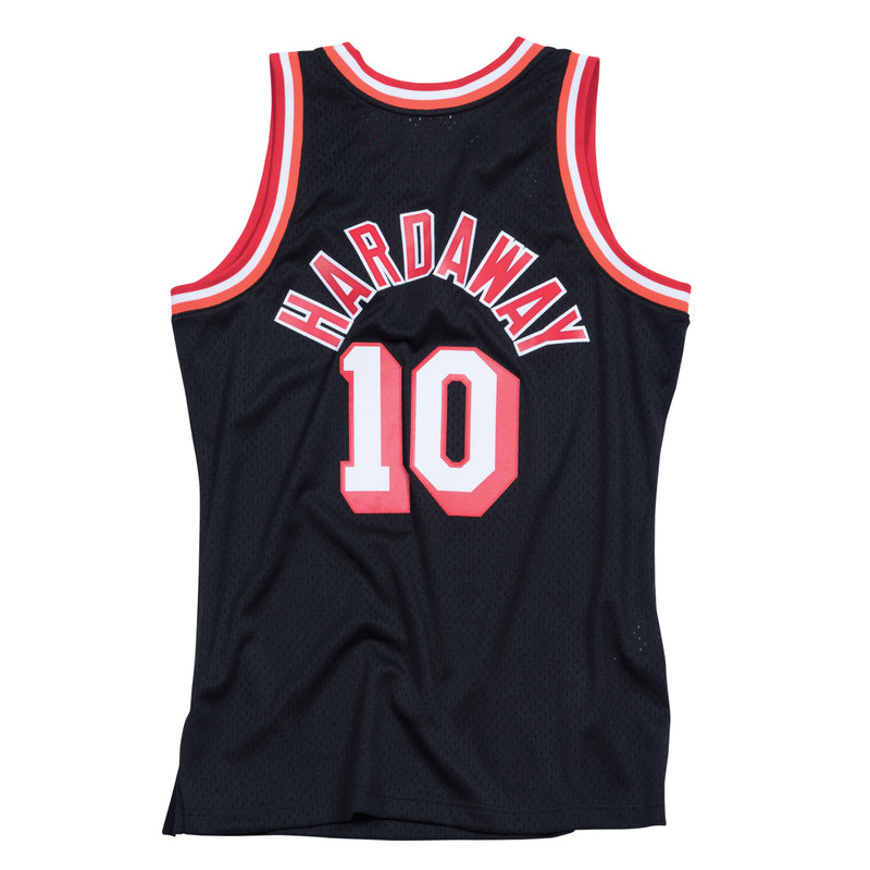 Tim Hardaway Miami Heat Hardwood Classics Throwback NBA Swingman Jersey