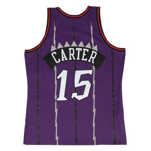 Vince Carter Toronto Raptors Hardwood Classics Throwback NBA Swingman Jersey
