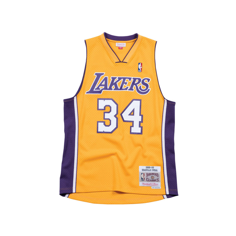 Shaquille O'Neal Los Angeles Lakers Youth NBA Swingman Jersey