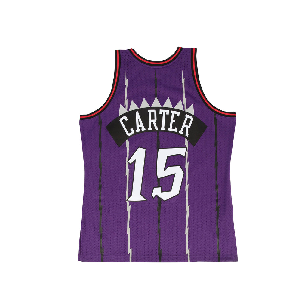 Vince Carter Toronto Raptors HWC Mitchell & Ness Youth NBA Swingman Jersey