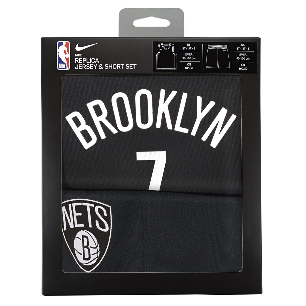 Kevin Durant Brooklyn Nets Icon Edition Toddler NBA Box Set
