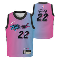 Jimmy Butler Miami Heat City Edition Toddler NBA Jersey