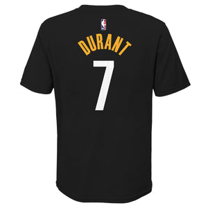 Kevin Durant Brooklyn Nets City Edition Youth NBA T-Shirt