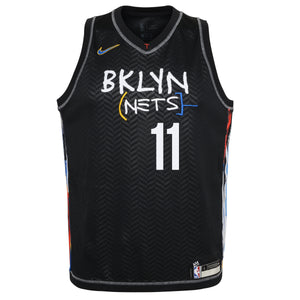 Kyrie Irving Brooklyn Nets City Edition Youth NBA Swingman Jersey
