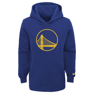 Golden State Warriors Icon Edition Essential Logo Youth NBA Hoodie