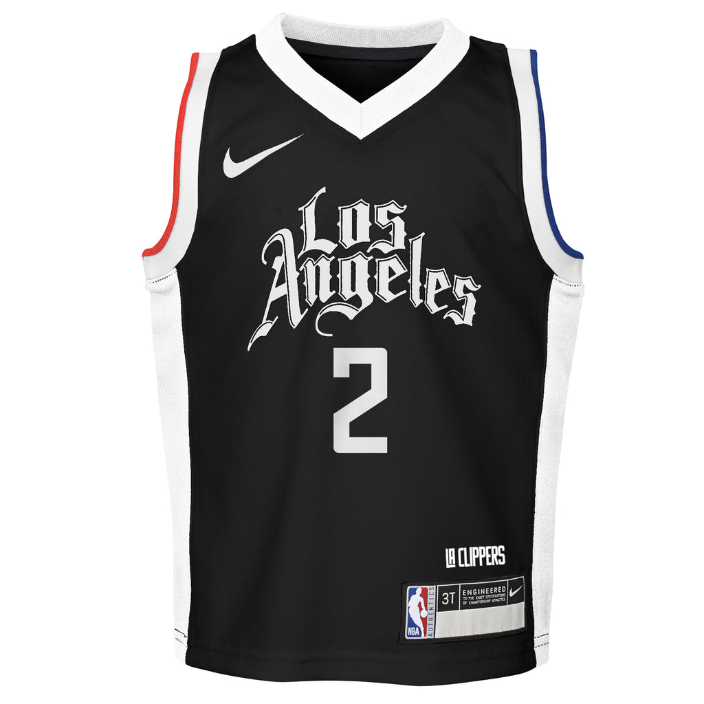 Kawhi Leonard Los Angeles Clippers City Edition Toddler NBA Jersey