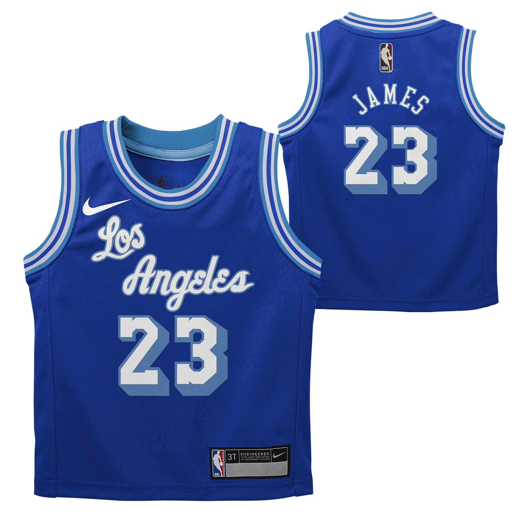 LeBron James Los Angeles Lakers Classic Edition Toddler NBA Jersey