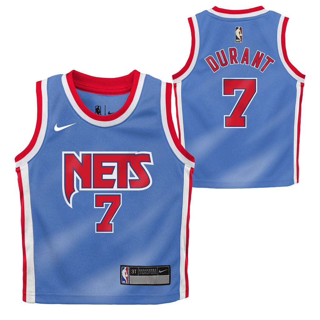 Kevin Durant Brooklyn Nets Classic Edition Toddler NBA Jersey