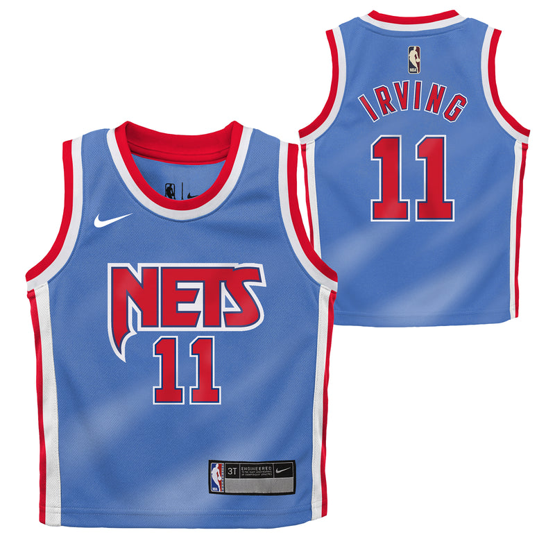 Kyrie Irving Brooklyn Nets Classic Edition Toddler NBA Jersey