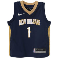 Zion Williamson New Orleans Pelicans 2021 Icon Edition Toddler NBA Jersey