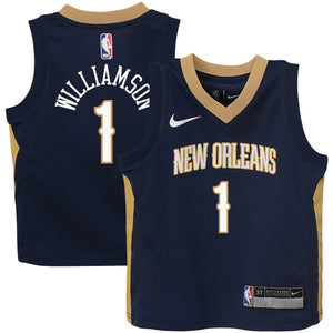 Zion Williamson New Orleans Pelicans Icon Edition Toddler NBA Jersey