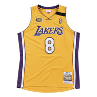 Kobe Bryant Los Angeles Lakers Hardwood Classics Throwback 1999-00 Finals NBA Authentic Jersey