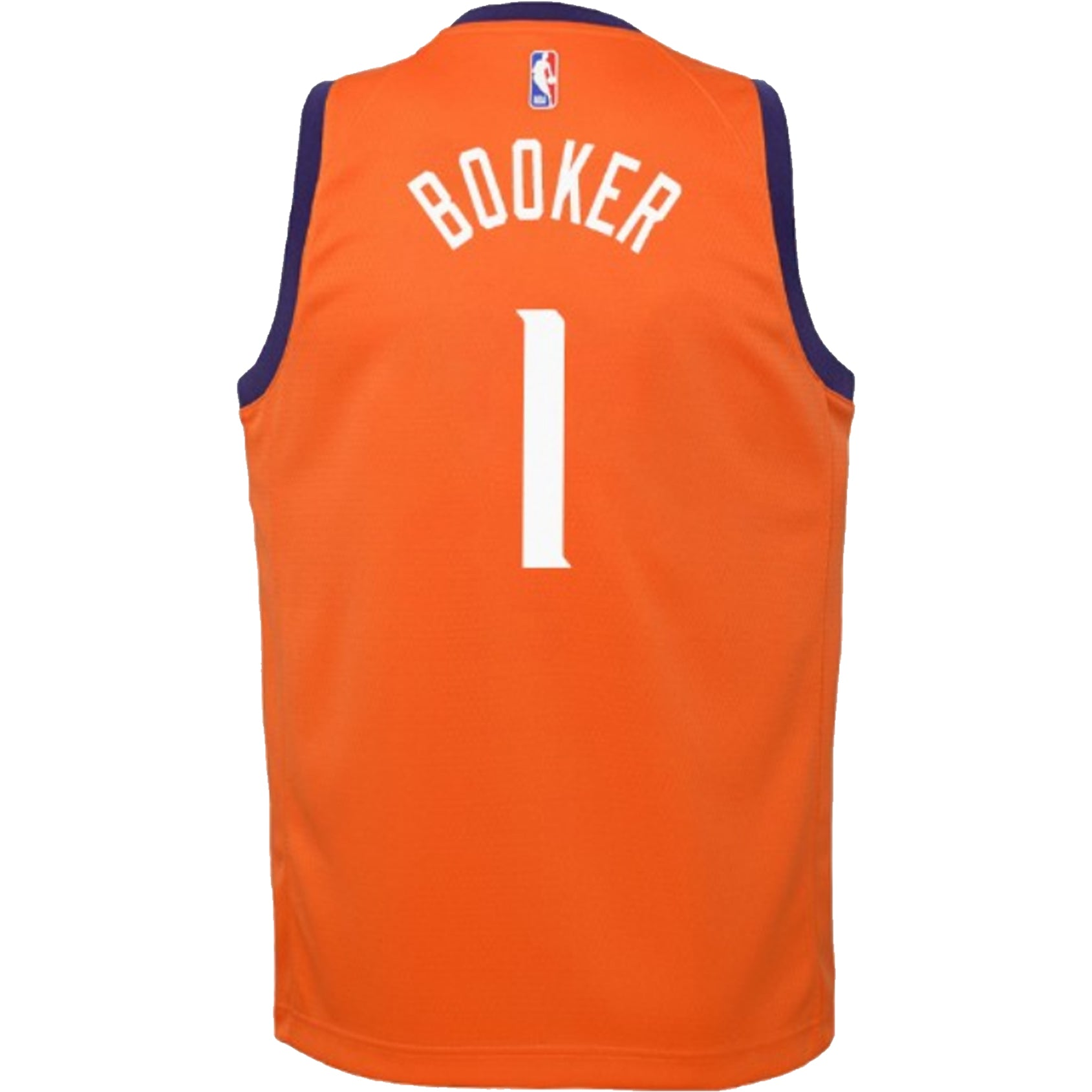 Devin Booker Phoenix Suns 2021 Statement Edition Youth Nba Swingman Je