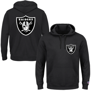 Las Vegas Raiders The Duke NFL Hoodie