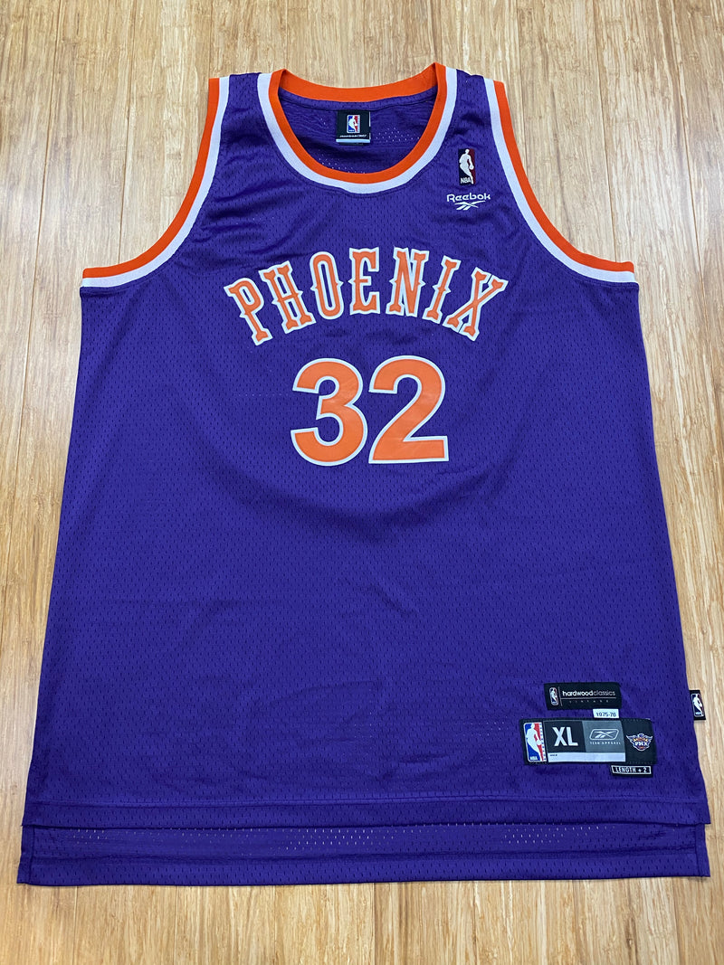 Amare Stoudemire Phoenix Suns Original Hardwood Classics Throwback NBA Swingman Jersey