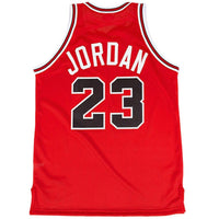 Michael Jordan Chicago Bulls Hardwood Classics Throwback Premium NBA 1988-89 NBA Authentic Jersey