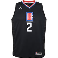 Kawhi Leonard Los Angeles Clippers 2021 Statement Edition Youth NBA Swingman Jersey