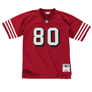 Jerry Rice San Francisco 49ers NFL Legacy Jersey