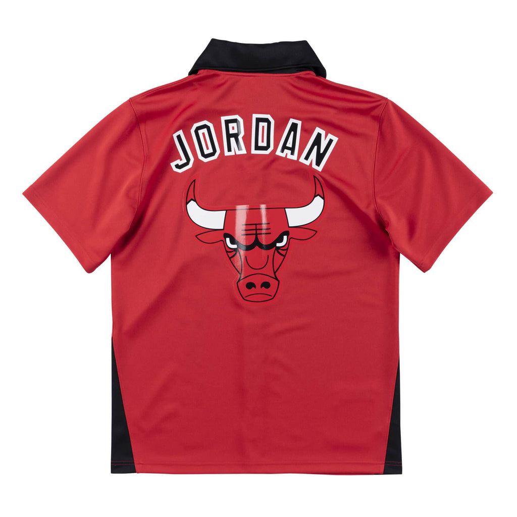Michael Jordan Chicago Bulls Hardwood Classics Throwback 1984-85 Rookie NBA Authentic Shooting Shirt