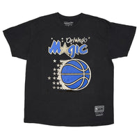 Orlando Magic Distressed Logo NBA T-Shirt