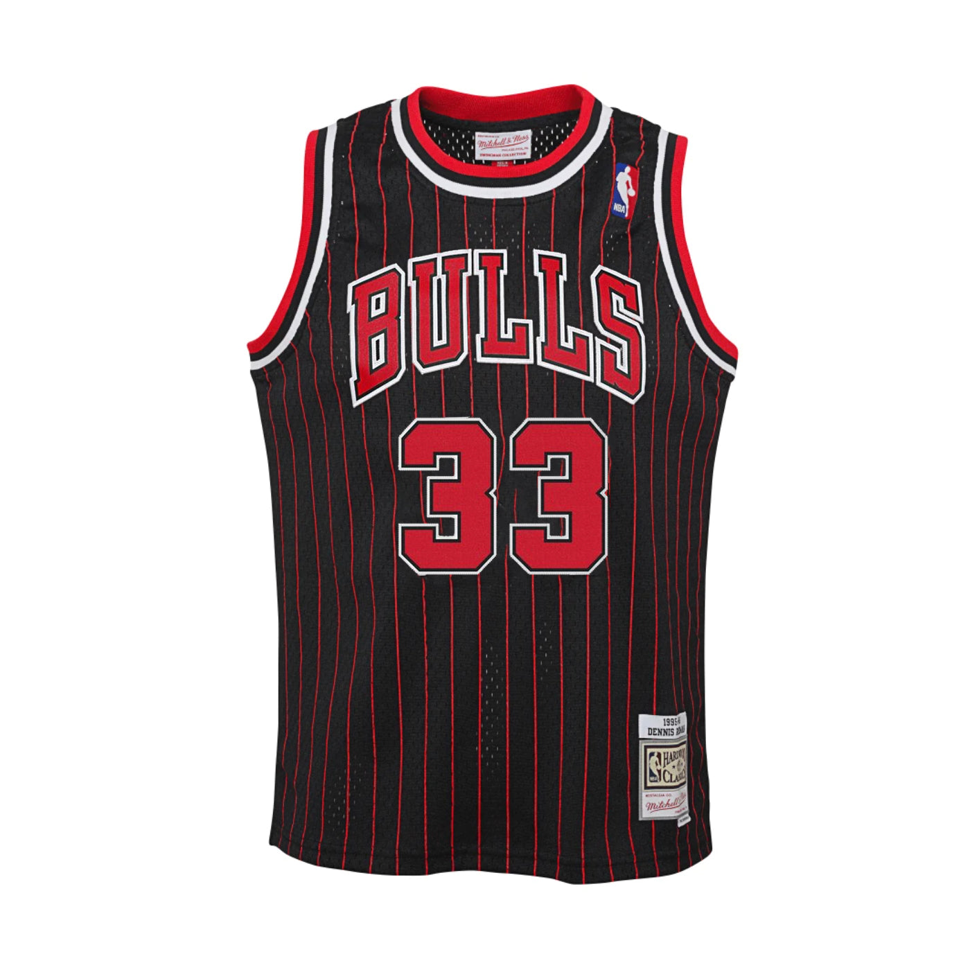 pippen jersey