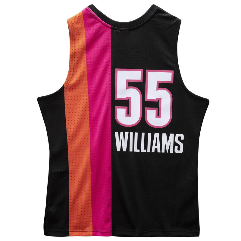Jason Williams Miami Floridians Hardwood Classics Throwback NBA Swingman Jersey