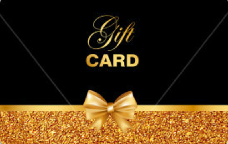 $150 GIFT CARDS