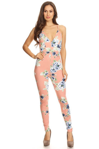 Peachy Jumpsuit