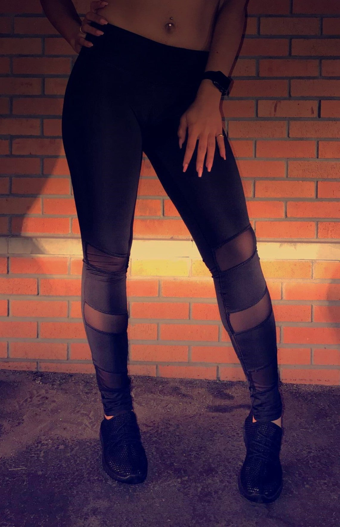 Performance High Rise Leggings