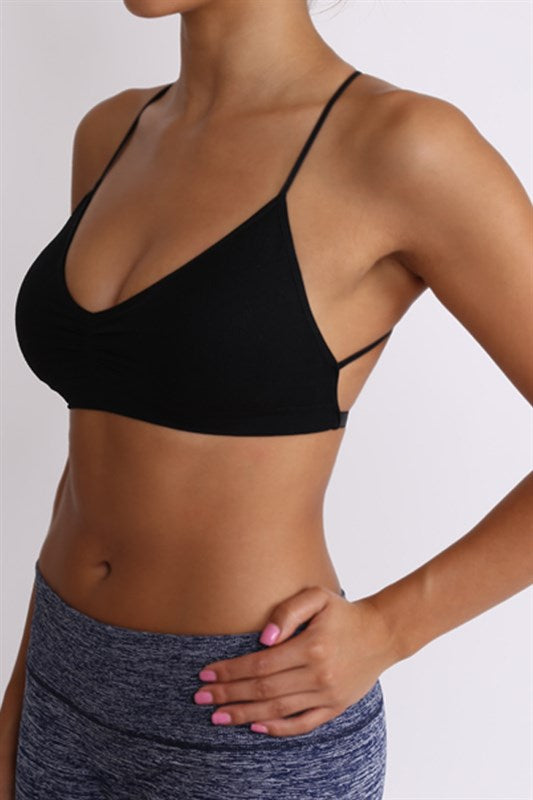 Pieces of Me Sports Bra