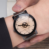 Luxury Wristwatch Quartz