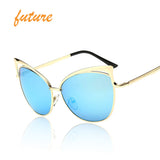 Cat Eye Sunglasses Vintage Chic Retro Look