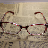 Decorative Reading Glasses Resin Lens Retro Presbyopic
