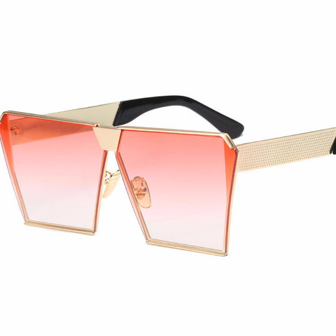Retro Chic Luxury Sunglasses