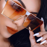 Chic Square Sunglasses