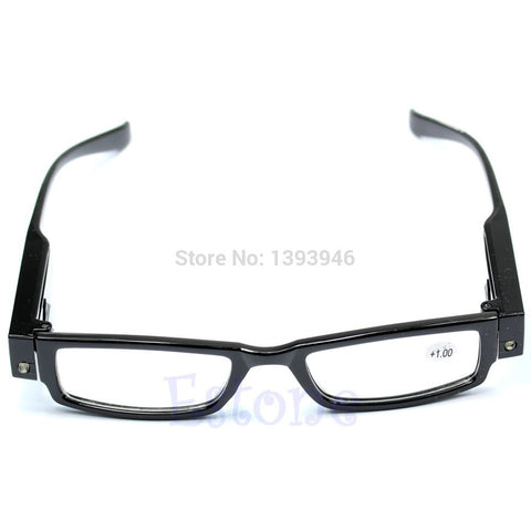 Multi Strength Reading Glasses with LED Light