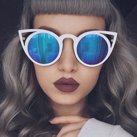 Cat Eye Sunglasses Vintage