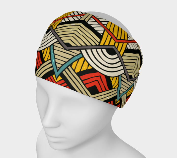 Everyday Headband - Multi colored