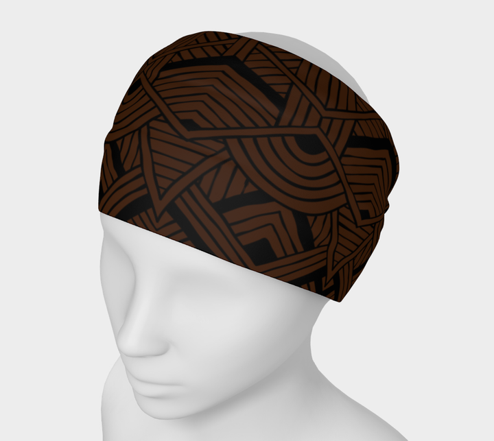 Everyday Headband - Native Brown