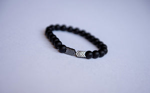 Jewelry - Onyx Truth Passion Purpose Bracelet (Unisex)