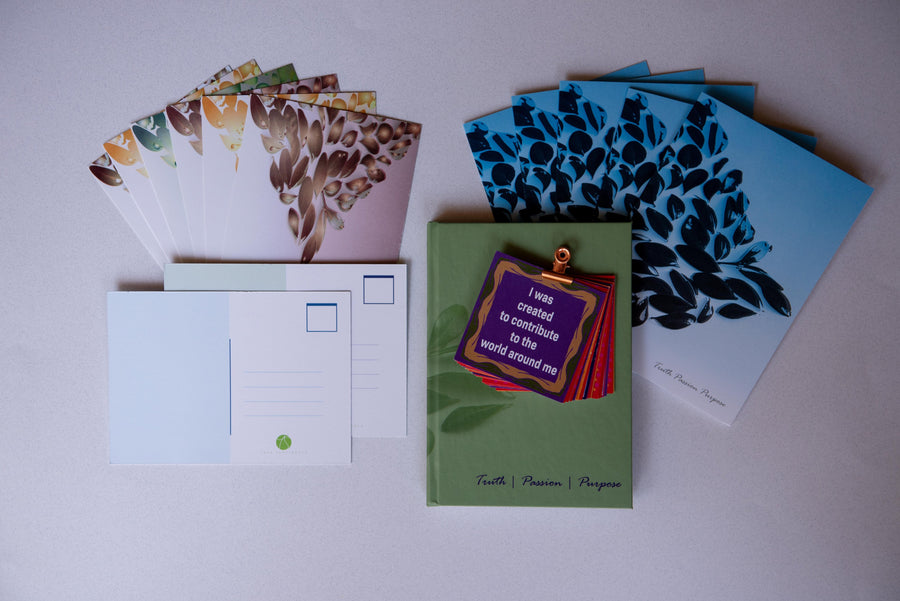MyGrati Stationery Bundle - Truth + Passion = Purpose