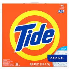 September 27 PG Singles with TIDE and DOWNY