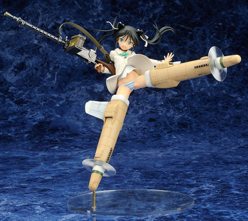 Strike Witches 2: Francesca Lucchini Figure
