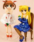 Lyrical Nanoha: Nanoha & Fate Dress ver. Figure